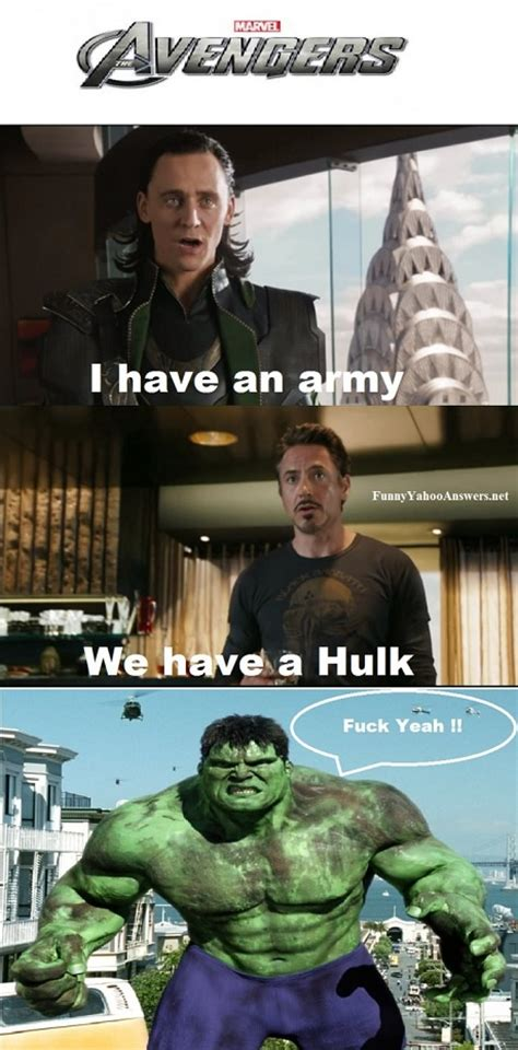 Memes Avengers - a collection of avengers memes
