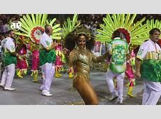 Viva o Zé! Viviane Araujo explica sua fantasia de desfile