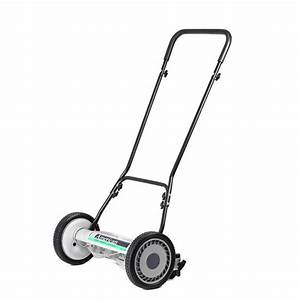 American Lawn Mower Company 18 In  Manual Walk Behind Reel