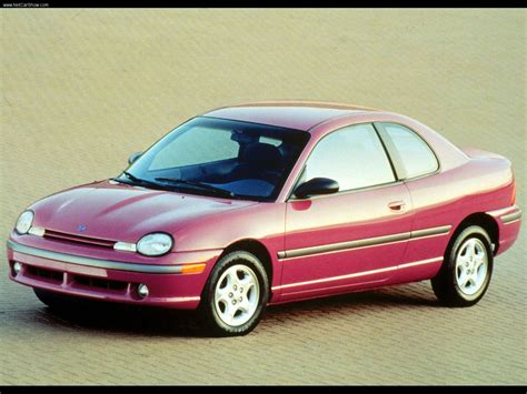 Dodge Wallpapers Dodge Neon Sport Coupe 1996