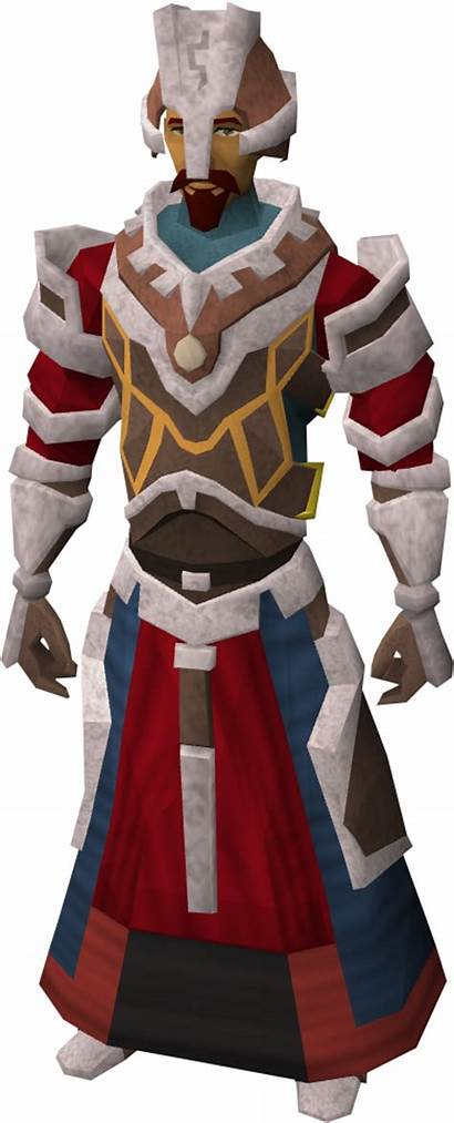 Mage Battle Armour Runescape Wearing Wiki Player