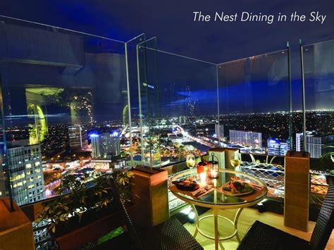 top  hotels  rooftop bars restaurants  manila