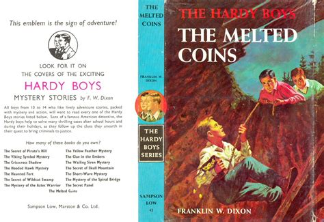 The Melted Coins (hardyboys.co.uk