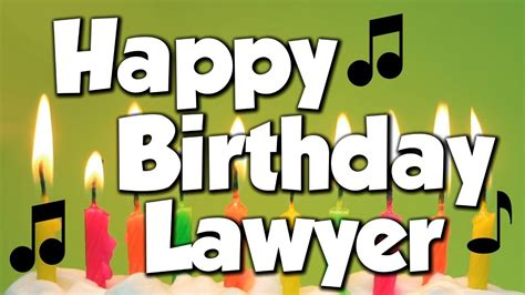 Funny Lawyer Birthday Cards