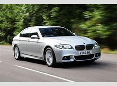 BMW 520d M Sport review Auto Express