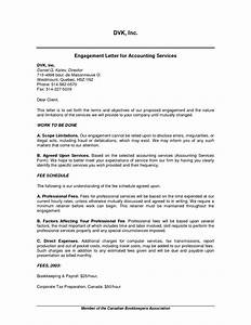 10 best images of accounting services proposal template With bookkeeping letter of engagement template