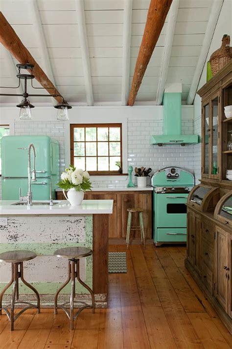Retro Kitchen Design Sets And Ideas by 17 Retro Kitchen Ideas Decoholic