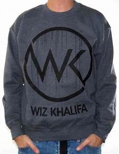 Wiz Khalifa Sweatshirt - Circle Logo