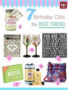 7 Best Friend Birthday Gifts - Vivid's