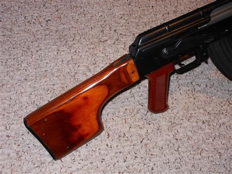 4.5mm stock ak 104/105 gas block rpk akm aksu wood wood grips ak103 hg, navy slings shipping from russia please write to email protected %%% for big combined orders payment: Hesse RPK AK-47 for sale