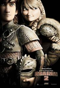 Hiccup and Astrid HTTYD2 Poster. | How To Train Your ...