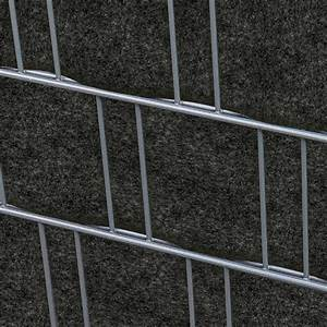 Sichtschutz Doppelstabmatten Anleitung : milano anthrazit doppelstabmatten sichtschutzstreifen zaundruck shop sichtschutz ~ Orissabook.com Haus und Dekorationen