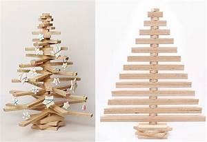 Décoration De Noel à Fabriquer En Bois : fabriquer deco de noel en bois ~ Voncanada.com Idées de Décoration