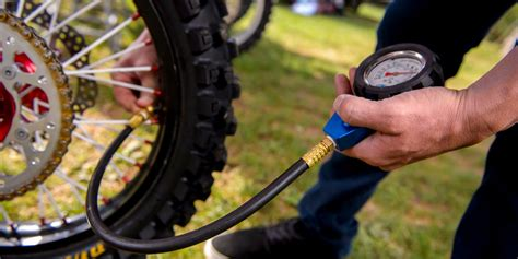 How To Get Ideal Dirt Bike Tire Pressure