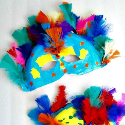 25 beautiful brazil inspired crafts for page 3 927 | carnival masks