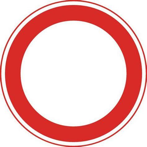 panneau de signalisation c1 interdit à tout véhicule