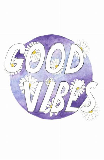Vibes Quotes Transparent Positive Hippie Everyone American