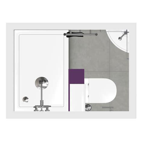Salle De Bain Bathbox Wc Douche 2 M2