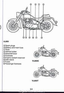 2009 Suzuki Boulevard C50 Service Manual Pdf