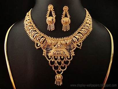 Designs Chain Gold Necklace Heavy Jewellery Wallpapers