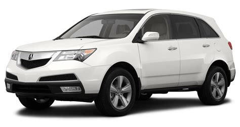 Acura Mdx 2012 Mpg by 2012 Acura Mdx Reviews Images And Specs