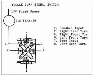 Diagram  Hazard And Turn Signal Switch Wiring Diagram
