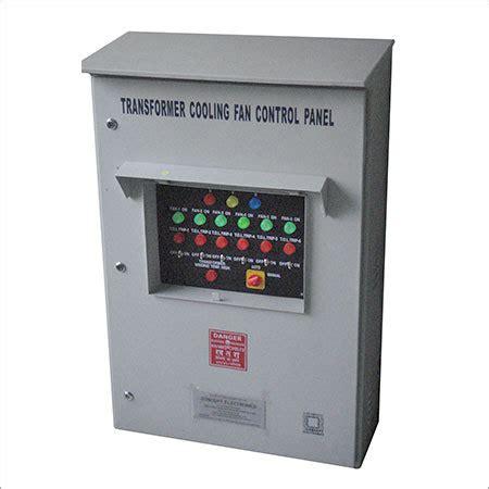 control panel fan ht transformer fan control panel