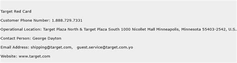 We've listed some possible solutions that may help below. Target Red Card Contact Number | Target Red Card Customer Service Number | Target Red Card Toll ...