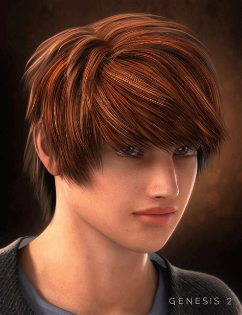 Hairstyle Software For Boys by Daz3d Software For Free Hairstyle In 3d From