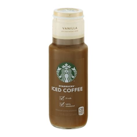 If you are not close to a vietnamese restaurant to get their authentic iced coffee, here is a starbucks hack that comes pretty darn close. Starbucks Iced Coffee Vanilla 11oz PrestoFresh Grocery Delivery