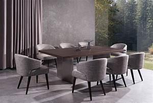 Modrest, Carlton, Modern, Grey, Fabric, Dining, Chair, -, Dining, Chairs