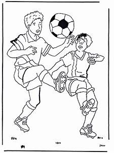 Fussball 1 Malvorlagen Fuball