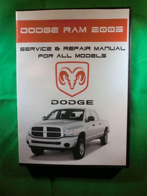 free service manuals online 2005 dodge ram 3500 navigation system 2005 dodge ram service repair shop manual on cd 1500 2500 3500 srt 10