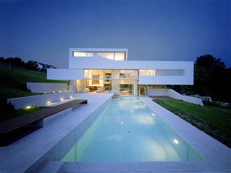 luxury austrian property architecture style