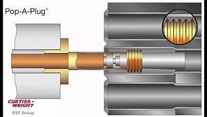 Pop-a-plug U00ae Heat Exchanger Tube Plugging System