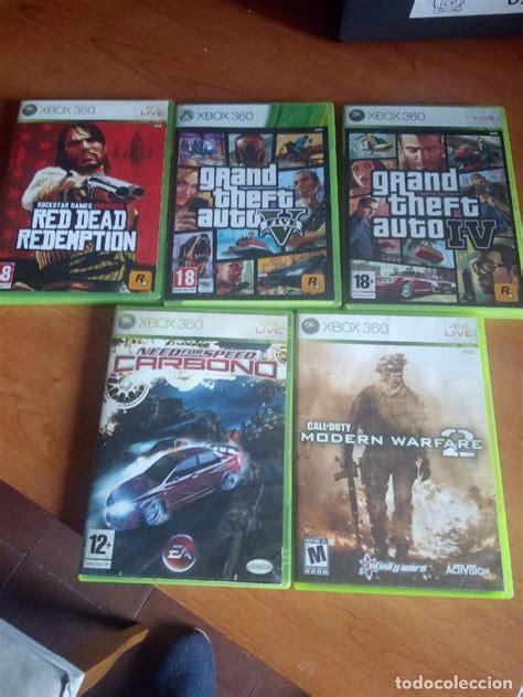 Maybe you would like to learn more about one of these? lote de 5 juegos para xbox 360 / ver fotos - Comprar Videojuegos y Consolas Xbox 360 en ...