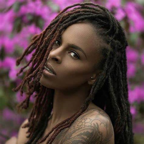 Dreadlock styles for men are definitely here to stay with new styling options popping up all the time. Black Women with Dreadlocks Hairstyles, Best African ...