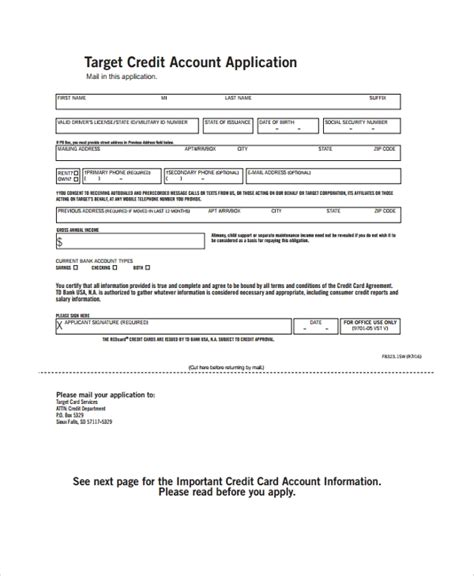 sle target application form 5 documents in pdf word