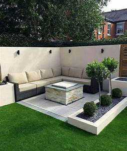 25, Creative, Sunken, Sitting, Areas, For, A, Mesmerizing, Backyard, Landscape