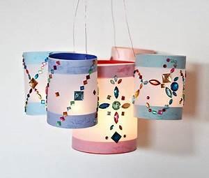Mini Laternen Basteln : 64 best laternen basteln images on pinterest craft kids ~ Lizthompson.info Haus und Dekorationen