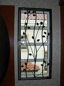 Window Grill Design For The Stylish Look And Safety