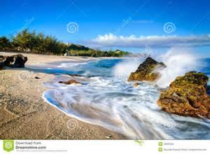 Tropical Beach Scenes Photography