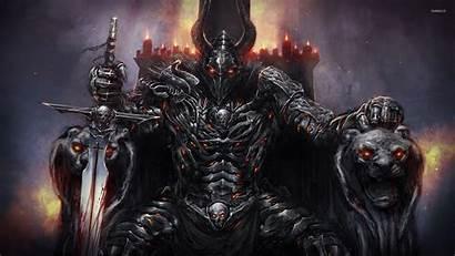 Demon King Wallpapers Fantasy Cool Computer