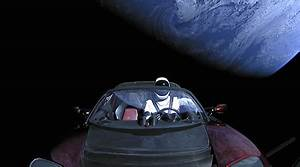 Tesla Dans Lespace : un tesla roadster lectrique dans l espace ~ Nature-et-papiers.com Idées de Décoration