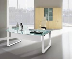 Bureau En Verre Design : attitudes bureaux produits bureaux de direction ~ Teatrodelosmanantiales.com Idées de Décoration