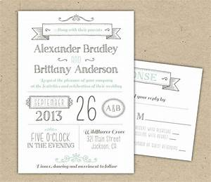 wedding invitations template free download card designs With free printable customizable wedding invitations