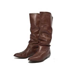 s slouch boots australia 80s fashion slouch boots in brown 39 s by rabbithousevintage