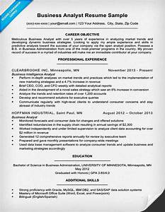 business analyst resume sample writing tips resume With business analyst resume sample