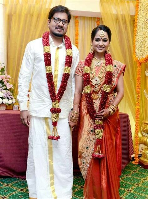 tv actress kalyani marriage photos serial actress kalyani n dr rohit brides of india