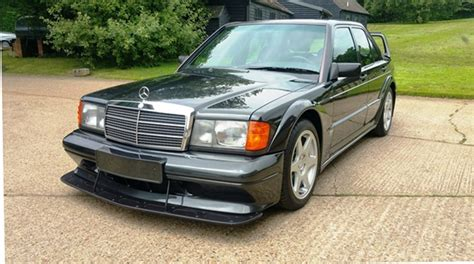 The evo ii made its racing debut in dtm on 16 june 1990 on the nordschleife of the nürburgring. REF 111 1990 Mercedes-Benz 190E 2.5-16 Evolution II